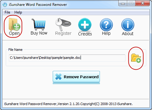 open-word-file