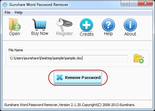 remove-password