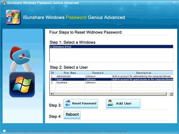 select-windows-system-user-and-click-reset-password