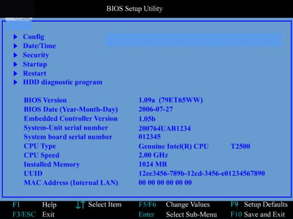 Ibm 7977 bios update