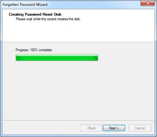 password-reset-disk-creating