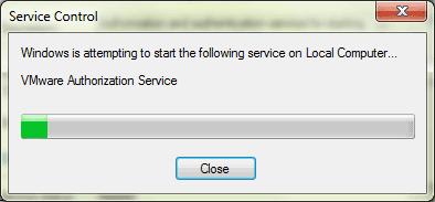 start-vmware-authorization-service
