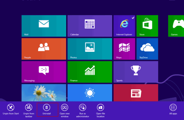 uninstall-apps-on-windows-8-start-screen
