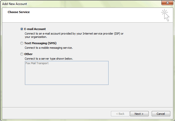 begin-add-email-account-in-outlook