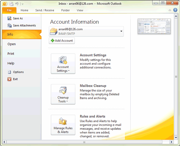 create-exchange-account-in-outlook-2010