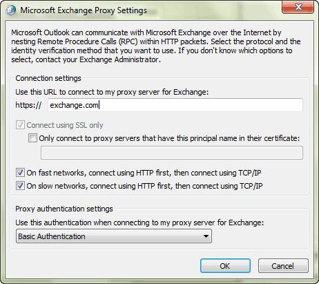 microsoft-exchange-proxy-settings