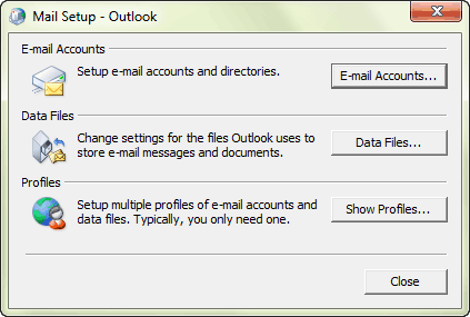 outlook-email-control-window