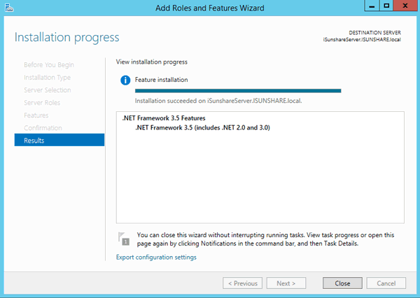 install-net-framework-features