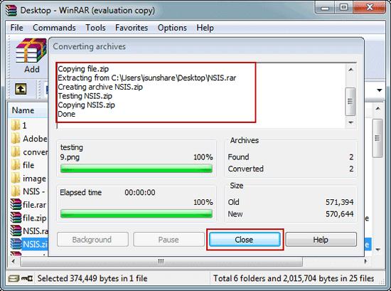 Download rar opener & rar to zip converter 4. 1. 5. 0.