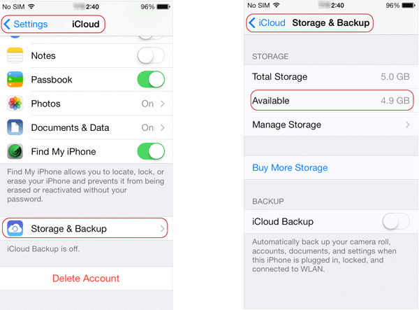 how to permanently delete apps off icloud