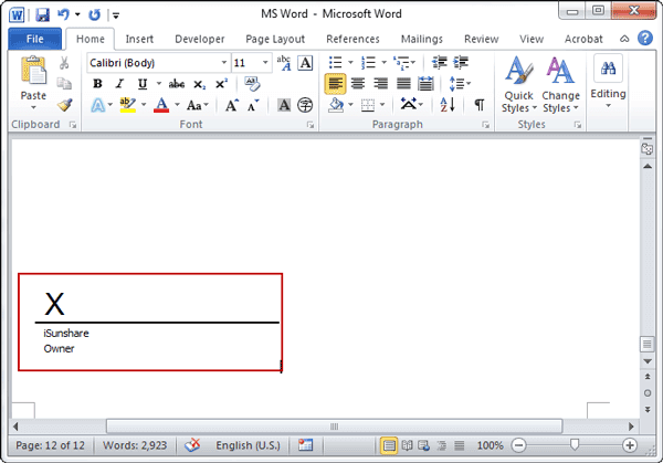 how to join 2 word documents