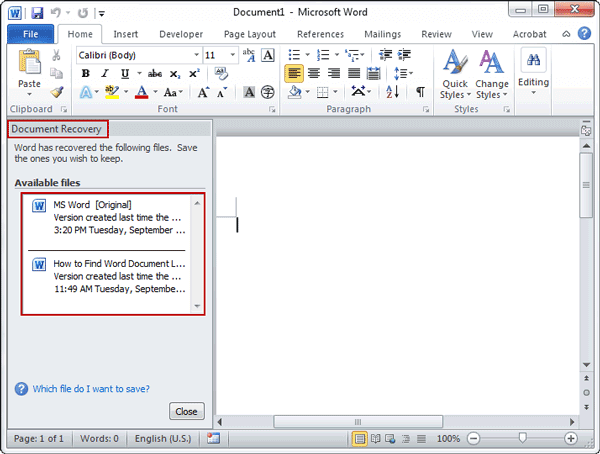 Microsoft word 2010 - Office 2010 petite entreprise download ...