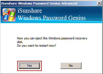 restart locked windows 8 with new Microsoft account password