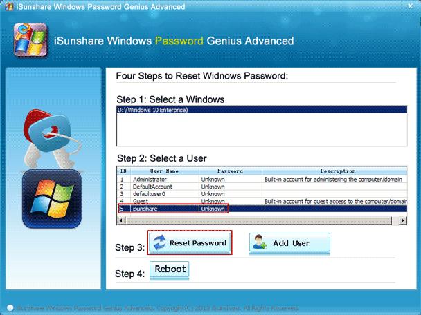 remove dell xps laptop forgotten windows 10 password