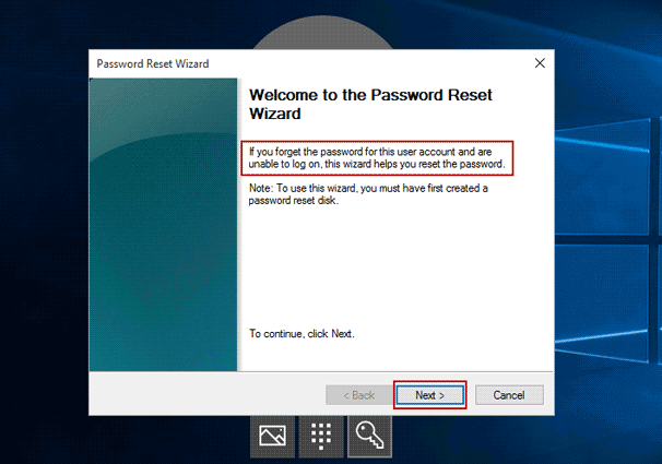 reset dell xps 8900 windows 10 password with reset disk