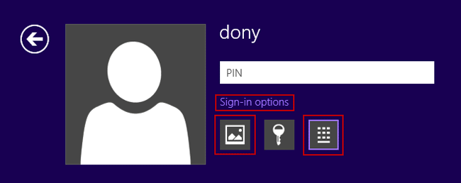unlock hp elitepad tablet with PIN code