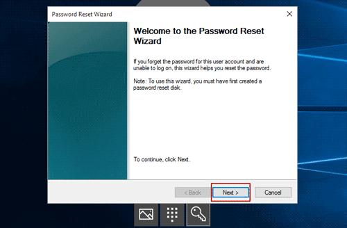 default password for built in administrator account