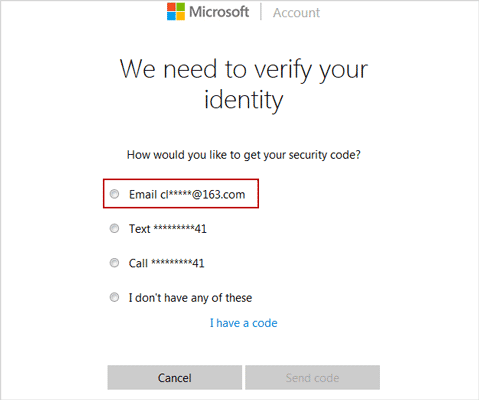 how to add a security password to windows live mail