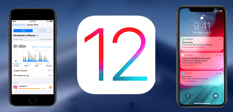 apple ios 12 upgrade