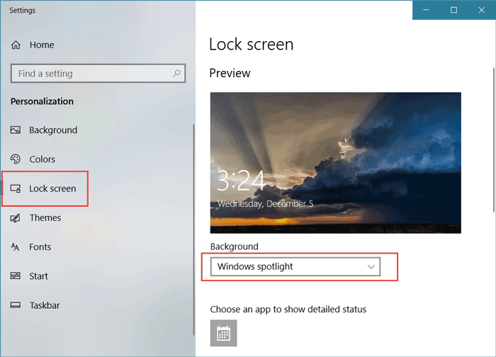 Three Ways to Fix Windows Spotlight Image not Changing on Startup Error