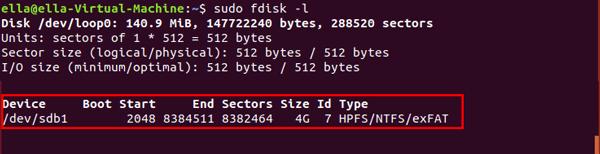find bitlocker drive on Linux