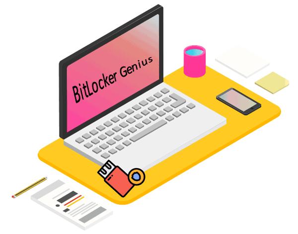 use bitlocker drive on mac