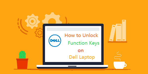 How to Unlock Function Keys on Your Dell Laptop without