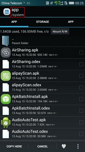 install apk as system app