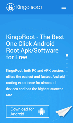 Root Android Phone without PC for Samsung or Huawei