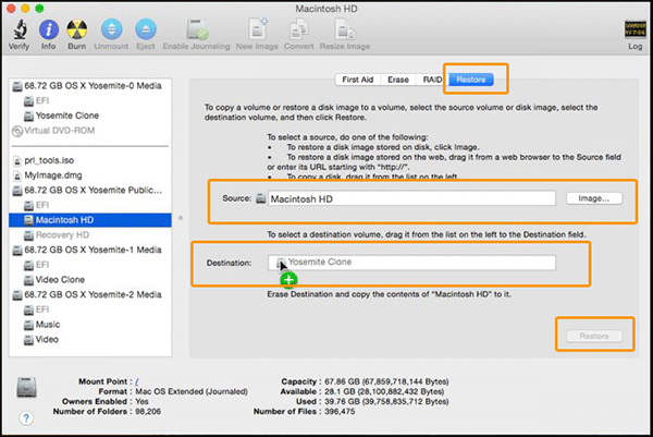 How to Copy Partition to Another Partition for Data Transfer