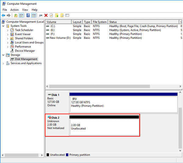 How to Create an Encrypted Container File with BitLocker