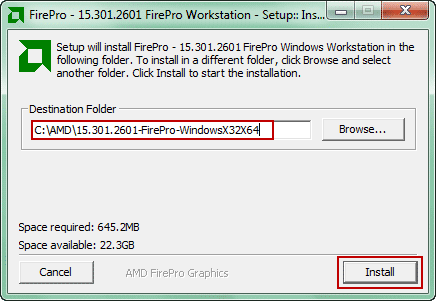 extract amd graphics driver