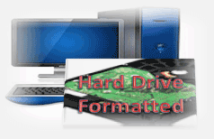 recover lost data from formatted drive or partition