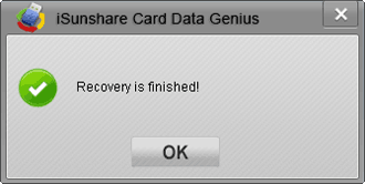 successfully recover deleted data for USB flash drive