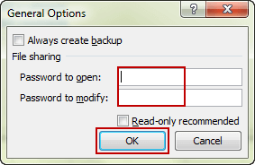 remove excel workbook open and modify password