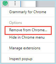 How Do I Install and Remove Chrome Extensions Manually