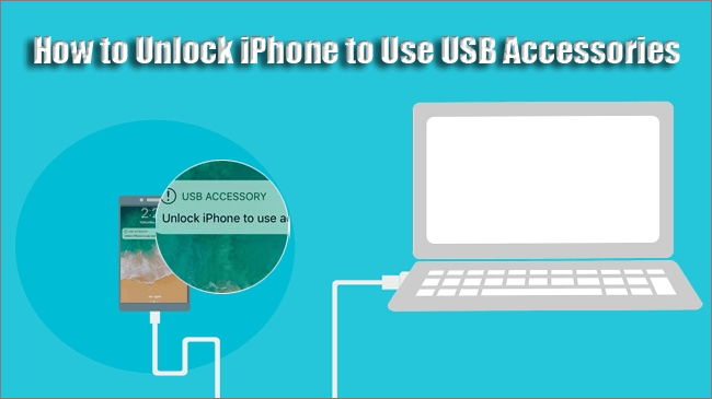 unlock iphone to use usb accessories