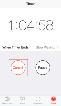 How to Set Auto Shutdown in iPhone/iPad/iOS 8