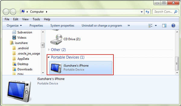 How to Connect USB, iPhone, iPad to Mac OS X on VMware