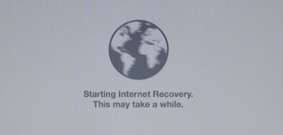mac internet recovery mode without recovery partition