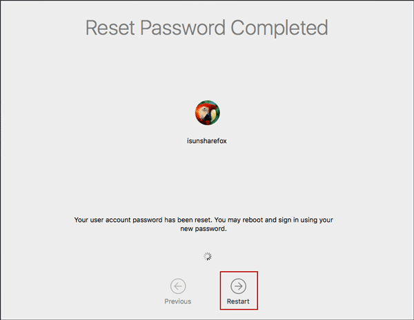 How to Reset Mac Admin Password without Disk or CD If Forgot