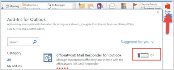 How to Disable, Remove or Fix Add-ins Outlook