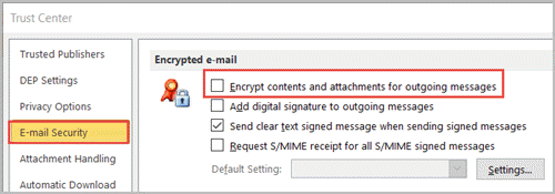 How to Password Protect Email in Outlook 2007/2010/2013/2016