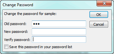 remove outlook pst file password
