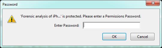 how do you decrypt a pdf file