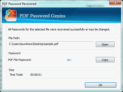 How To Unlock Pdf Password
