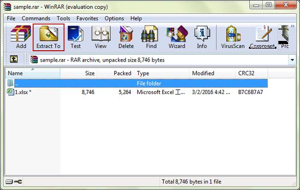 3 Ways to Unrar Files if Forgot RAR Password