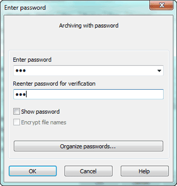 how to remove password from locked rar file