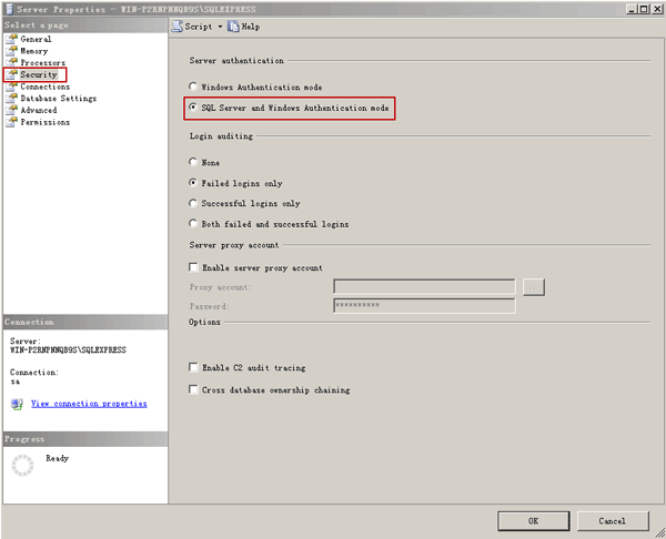 4 Ways to Enable Mixed Mode Authentication for SQL Server