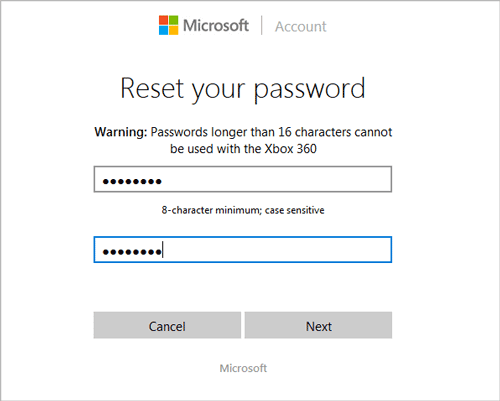 change windows 10 microsoft account password without knowing it